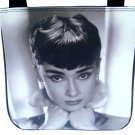 Audrey Hepburn Hollywood Star Retro Messenger Sling Bag Purse