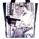 Audrey Hepburn Classic Retro Vespa Large Tote Shoulder Bag Purse