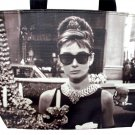 Audrey Hepburn Breakfast At Tiffany's Rare Bag Purse Handbag
