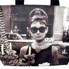 Audrey Hepburn Breakfast At Tiffany's Rare Bag Purse Handbag