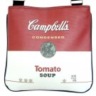 Campbells Soup Tomato Can Collectible Sling Bag Purse
