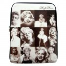 Marilyn Monroe Collage Signature iPad 1 2 3 Netbook Tablet Sleeve Case Cover Skin Bag