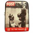 Audrey Hepburn Post Stamp iPad 1 2 3 4 Mini Air Netbook Tablet Sleeve Case Cover Skin Bag