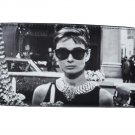 Audrey Hepburn Classic Credit Card Money Case ID Holder Wallet Purse Bag