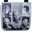 Marilyn Monroe Photo Picture Collage Rare Messenger Sling Bag Purse