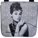 Audrey Hepburn Breakfast at Tiffany's Messenger Cross Body Sling Bag Purse