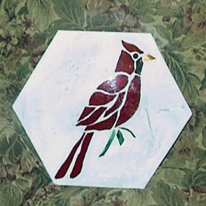 Octagon Cardinal Stepping Stones