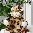 New 8 Inch Satin Leopard Kit ~ Make your own Stuff Animal