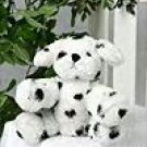 New 8 Inch Satin Dalmation Dog Kit ~ Make your own Stuff Animal