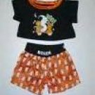 New Halloween Boo PJs ~ fits Build A Bear and other 15inch Animals