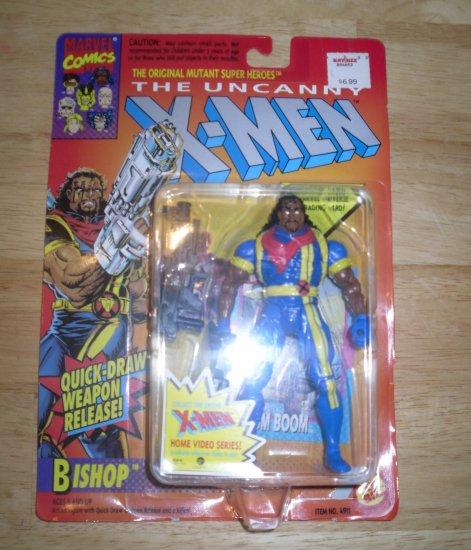 Toy Biz Bishop Action Figure MOC