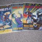 World's Finest's Comic Book Lot