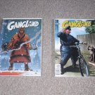 GANGLAND DC Comics Vertigo Comic Book Lot