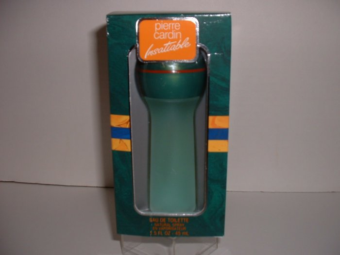 Pierre Cardin Insatiable Cologne 1.5 oz Spray (NO BOX)