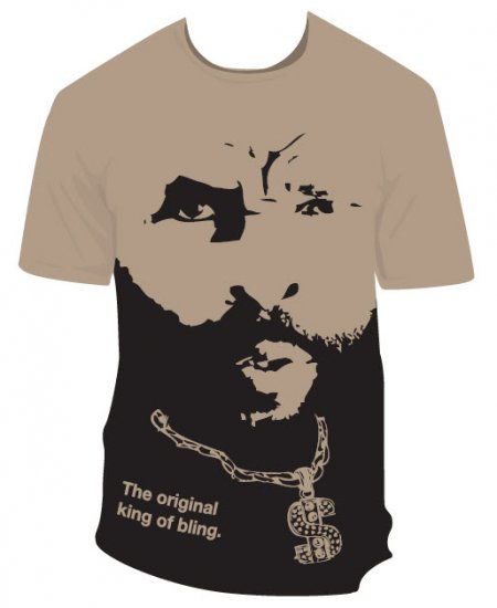 Mr-T (A-Team) Men's T-Shirt