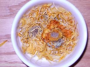 Calendula, Petals, Organic Herbs & Spices, 1 Ounce