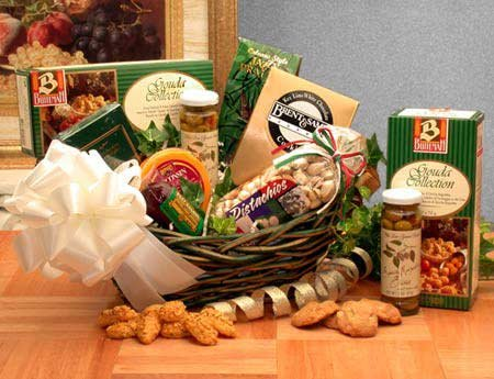 Fancy Flavors Gift Basket