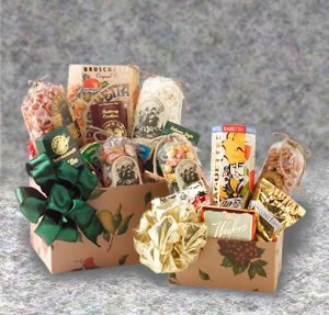 Warm Wishes Gift Basket