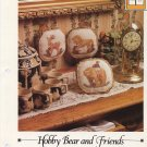 Hobby Bear & Friends -Vanessa Ann-Christmas in Cross Stitch Chart