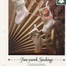 Fancywork Stockings -Vanessa Ann - Christmas in Cross Stitch Chart