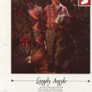 Largely Argyle - Vanessa Ann -Christmas in Cross Stitch Chart