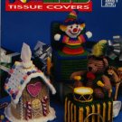 Annie's Attic Crochet Toyland Tissue Covers Patterns 87T73