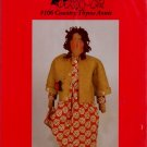 """Country Thyme Annie 23"""" tall Doll Pattern #106"""