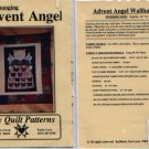 Advent Angel Wallhanging - Love Quilt Patterns - Cat