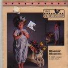 Bloomin Bloomers Girls Romper Pattern Size 1, 2, 3 - Uncut
