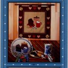 Applique & Hoop Art &quot;I Love Chocolate&quot; Pattern