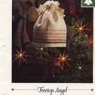 Treetop Angel -Vanessa Ann - Christmas in Cross Stitch Chart