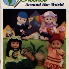 Crochet Around the World Mangelsen's Doll Clothes Patterns