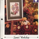 Santa's Workshop -Vanessa Ann-Christmas in Cross Stitch Chart