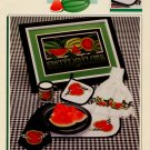 Patricia Hall's Watermelons Cross Stitch Book