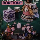 Annie's Attic Plastic Canvas Tissue Box Boutique Patterns 879207