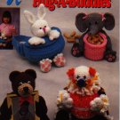 Annie's Attic Crochet Hug-A-Buddies Patterns 87B99