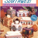 Plastic Canvas Southwest Tissue Covers Patterns Needlecraft Shop