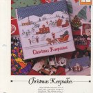 Vanessa Ann - Christmas Keepsakes - Scrapbook Cover Chart