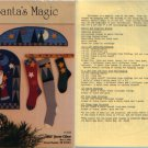 Santa's Magic #203 Christmas Quilting Pattern