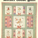 Mother Goose Quilt Cross Stitch Pattern