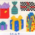 Mrs Grossman's Wrapped Gift Boxes Stickers #15G