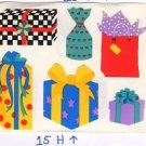 Mrs Grossman's Wrapped Gift Boxes Stickers #15H