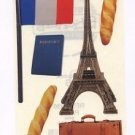 Fran Meyer FST French Bread Paris Stickers #2A