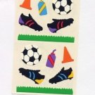 Mrs Grossman's Soccer Stickers #1E Blue/Purple