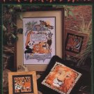 For Earth's Sake Cross Stitch Leisure Arts Leaflet 2585