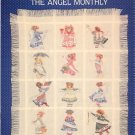The Angel Monthly Alma Lynne Designs Cross Stitch Pattern ALX-50