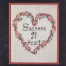 Golden Bee Sister Saying Counted Cross Stitch Kit 60402