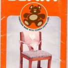 Veri Beary Grandma's High Chair Pattern Baby Seat Holder