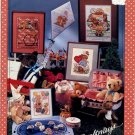 Hugga Bears Cross Stitch Patterns by Craftways