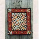 Pinwheels & Buttons A Miniature Quilt Pattern Fairfield Road Designs 1107